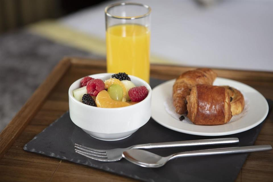 McGettigans Hotel Breakfast