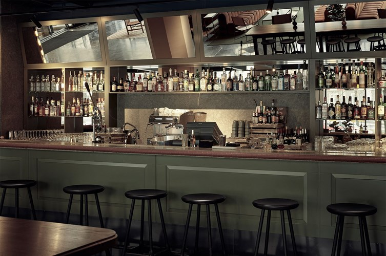Elite Palace Hotel Bar