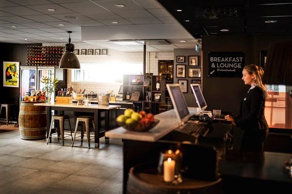 City Hotel Örebro Reception