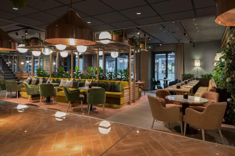 Scandic Sjølyst Restaurangen