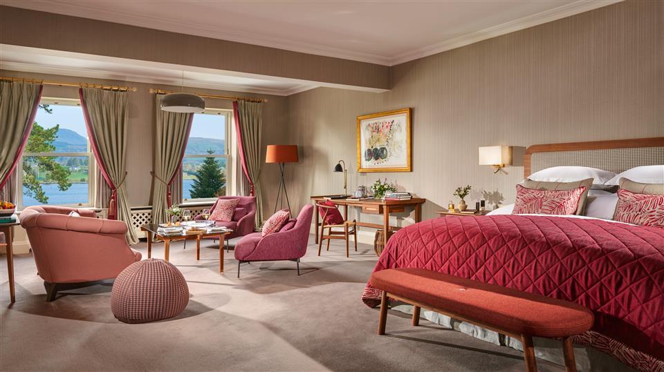 sheen falls lodge Estate bedroom