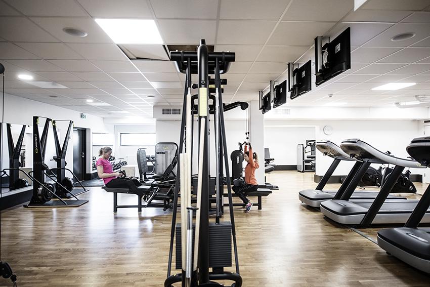 Frösö Park Hotel  Gym