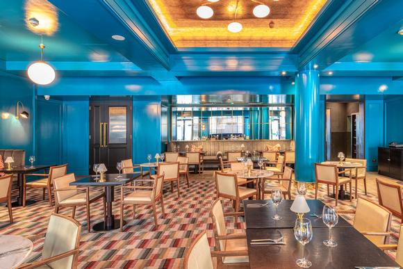 The Croke Park Hotel Blue Room