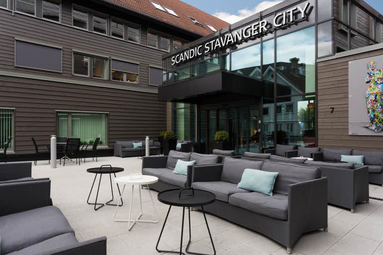 Scandic Stavanger City Entré