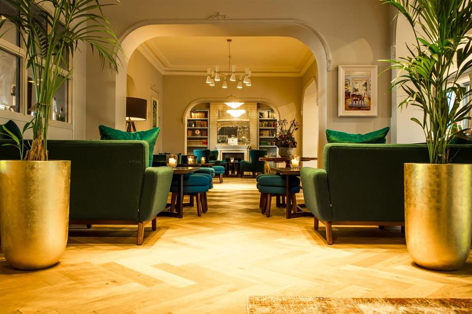 The Montenotte Hotel Lobby
