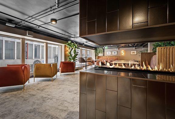 Karl Johan Hotell Lounge