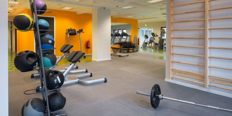 Thon Hotel Hallingdal Gym