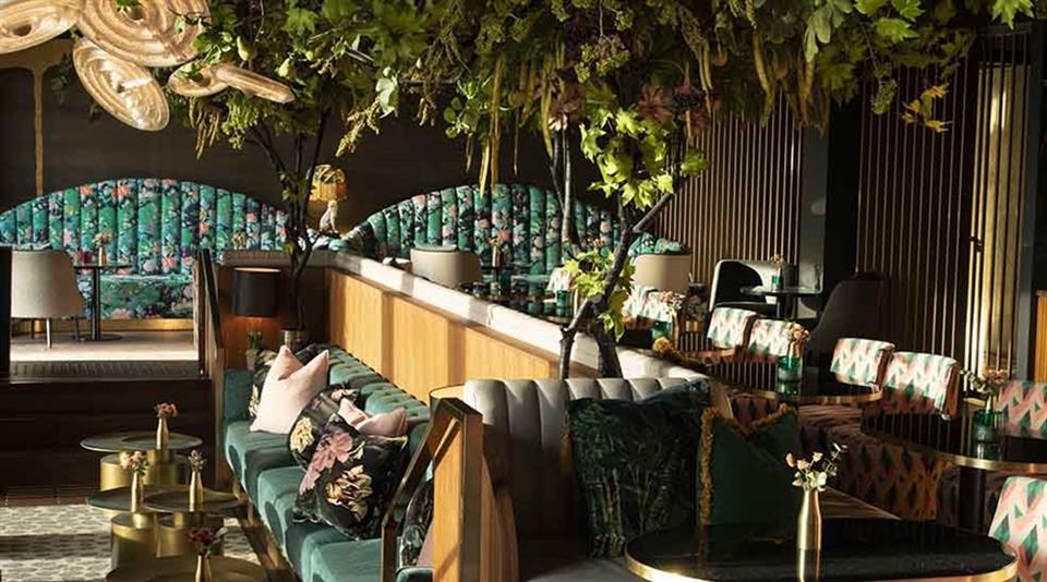 Clarion Hotel The Hub Restaurangen