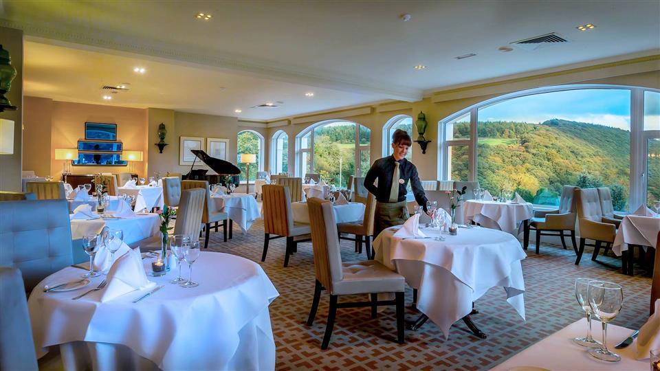 Glenview Hotel restaurant