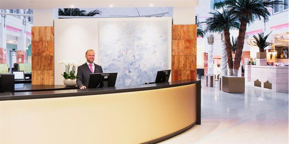 Thon Hotel Oslofjord Reception