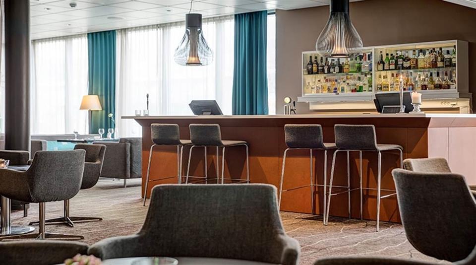 Quality Airport Hotel Værnes Bar