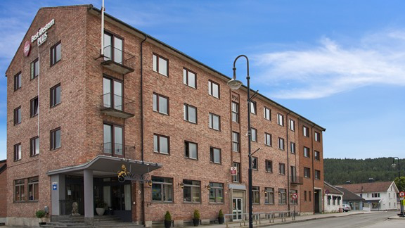Best Western Plus Gyldenløve Hotell Fasad