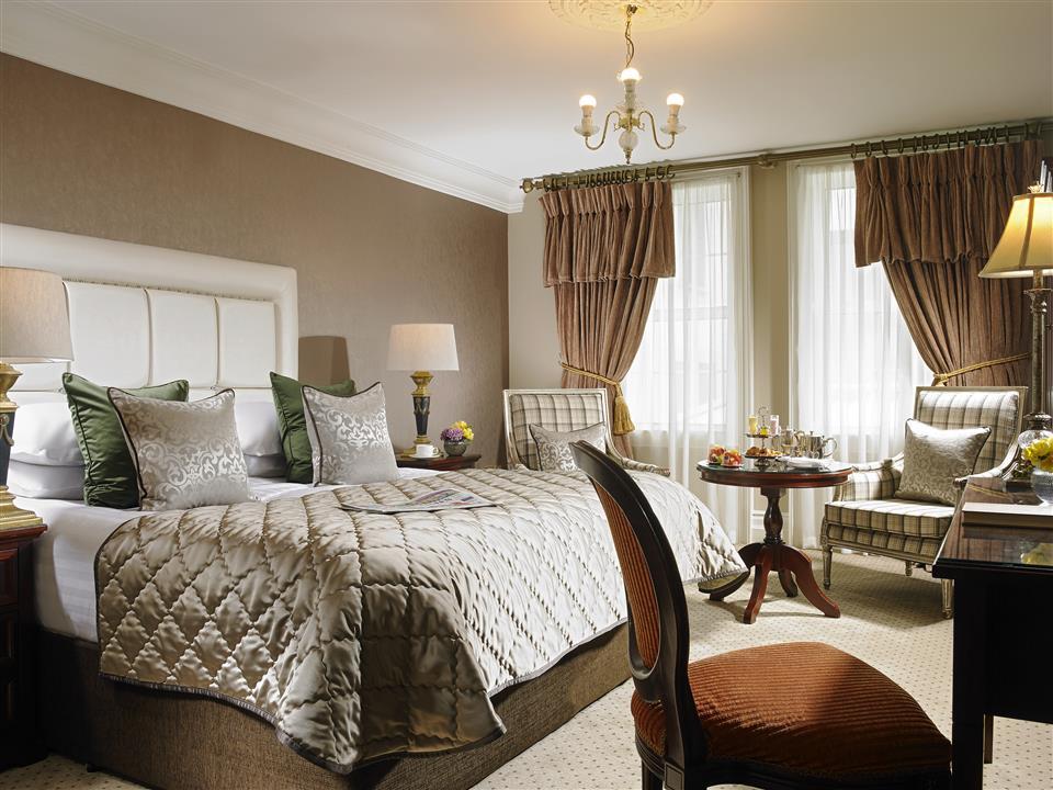 Muckross park Hotel Deluxe Room