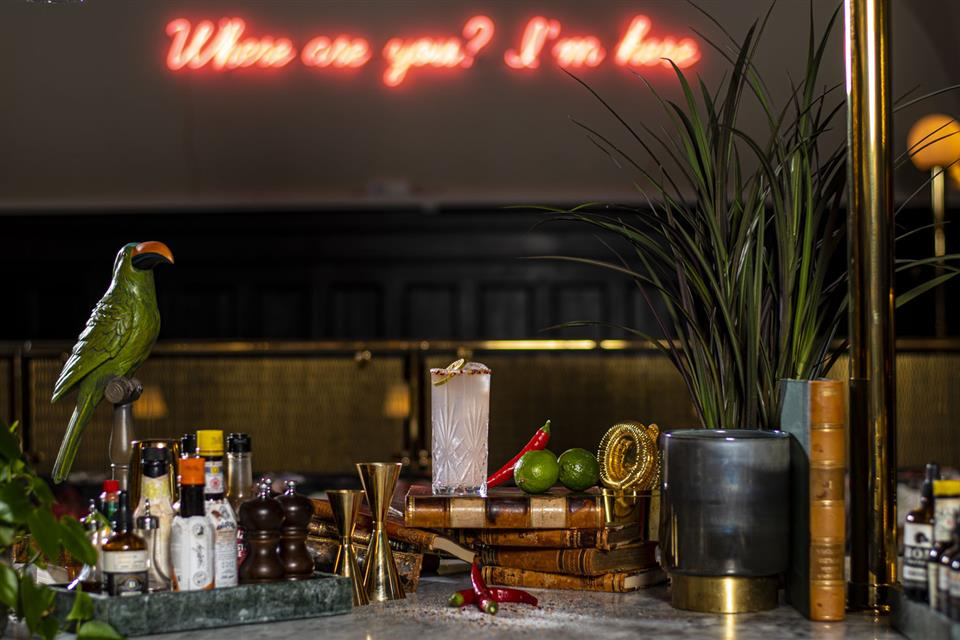 The Vault Hotel  Bar