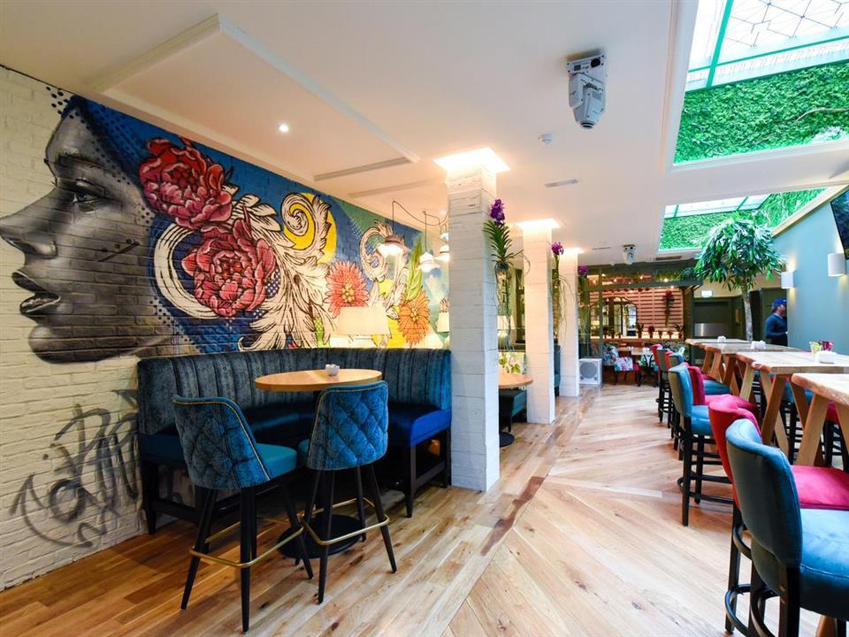 Forster Court Hotel Bar