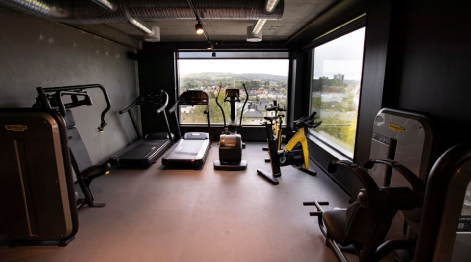 Comfort Hotel Porsgrunn Gym