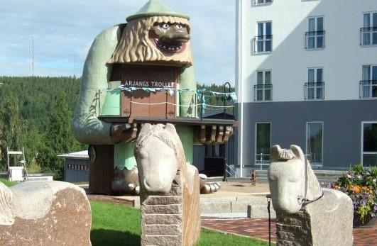 Hotell Årjäng  Trollet