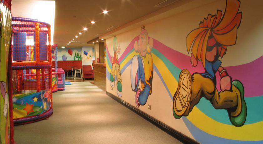 Raheen Woods Hotel Kids Play Area
