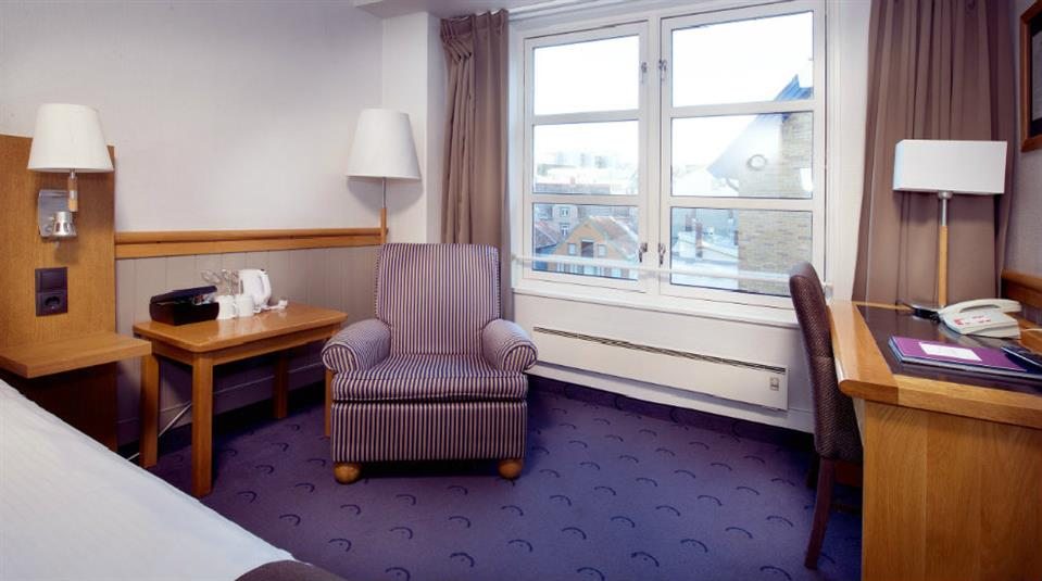 Clarion Collection Hotel With Dubbelrum Inredning