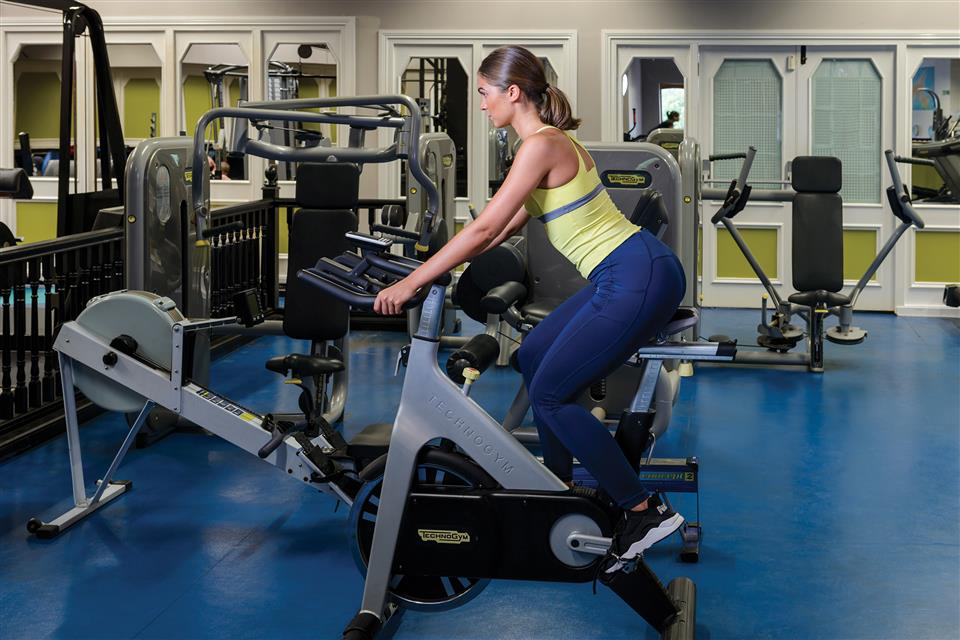 The Gleneagle Hotel  Gym