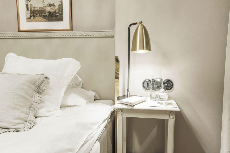 Hotel Kungsträdgården - The King's Garden Säng