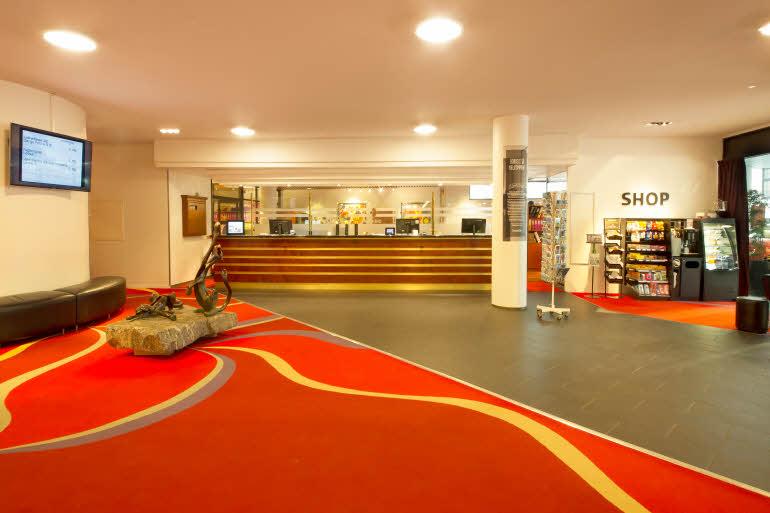 Scandic Parken Reception