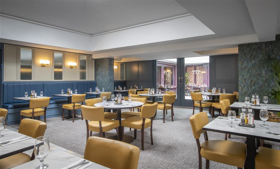 Dingle Skellig Hotel Binn Ban Brasserie