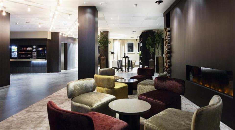 Quality Hotel Grand Kristiansund Lobby