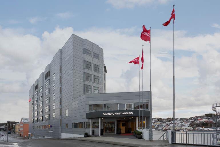 Scandic Kristiansund Fasad
