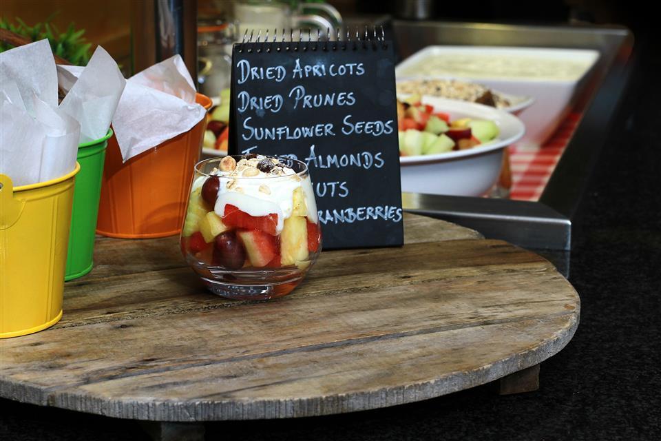Radisson Blu Hotel Limerick Breakfast Buffet