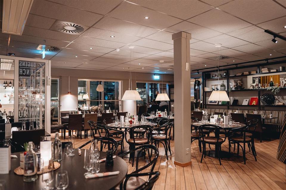 Best Western Plus John Bauer Hotel Restaurang
