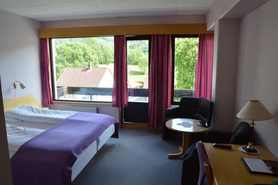 Innvik Fjordhotell Dubbelrum