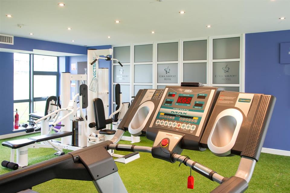 Cork Airport Hotel Gym