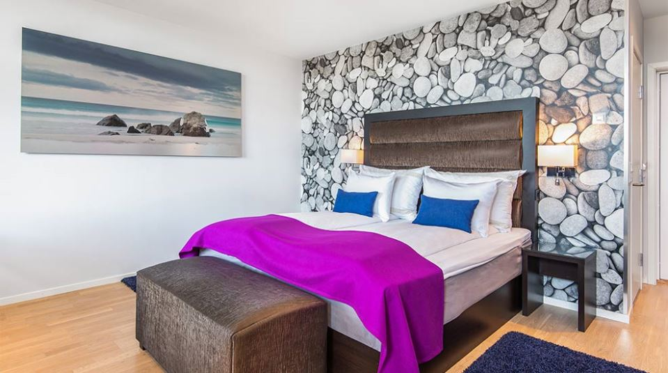 Quality Hotel Ulstein Family room