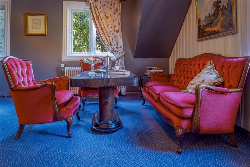 Kronen Gaard Hotell Lounge