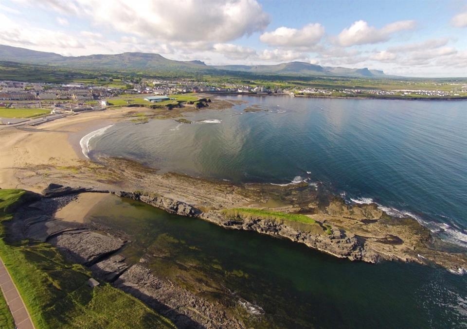 marine view holiday home bundoran beach