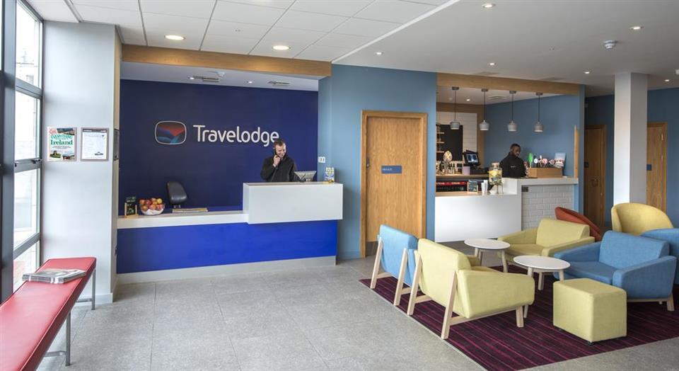 Travelodge Belfast - Reception
