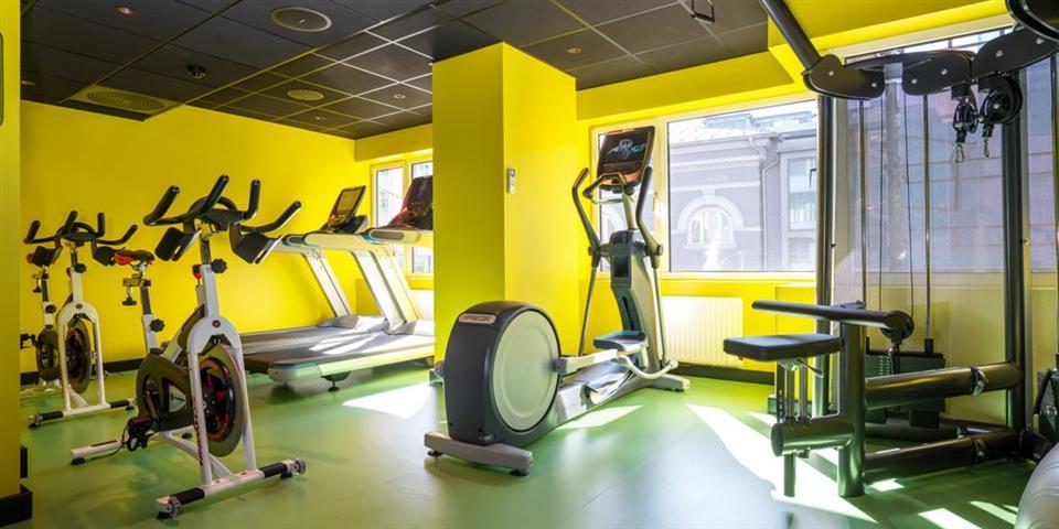 Thon Hotel Gyldenløve Gym