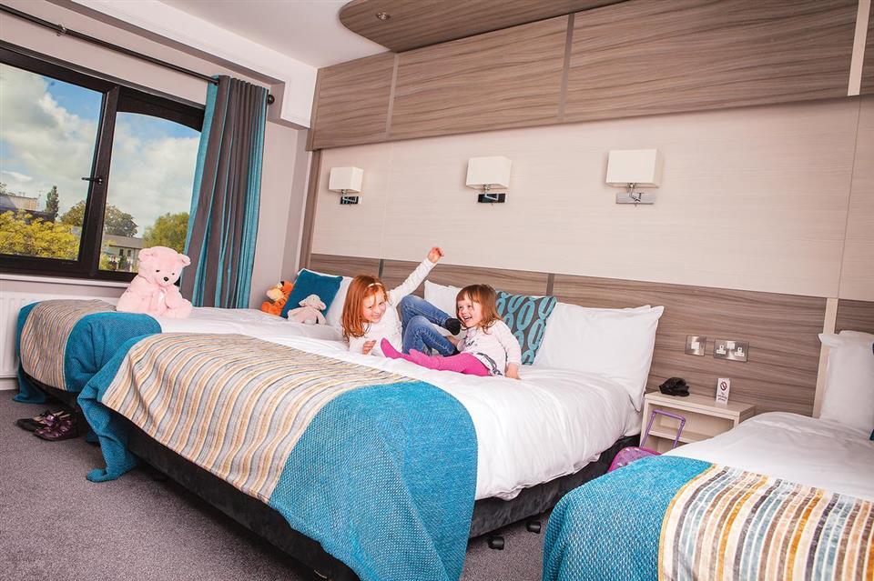 The Gleneagle Hotel Family Room