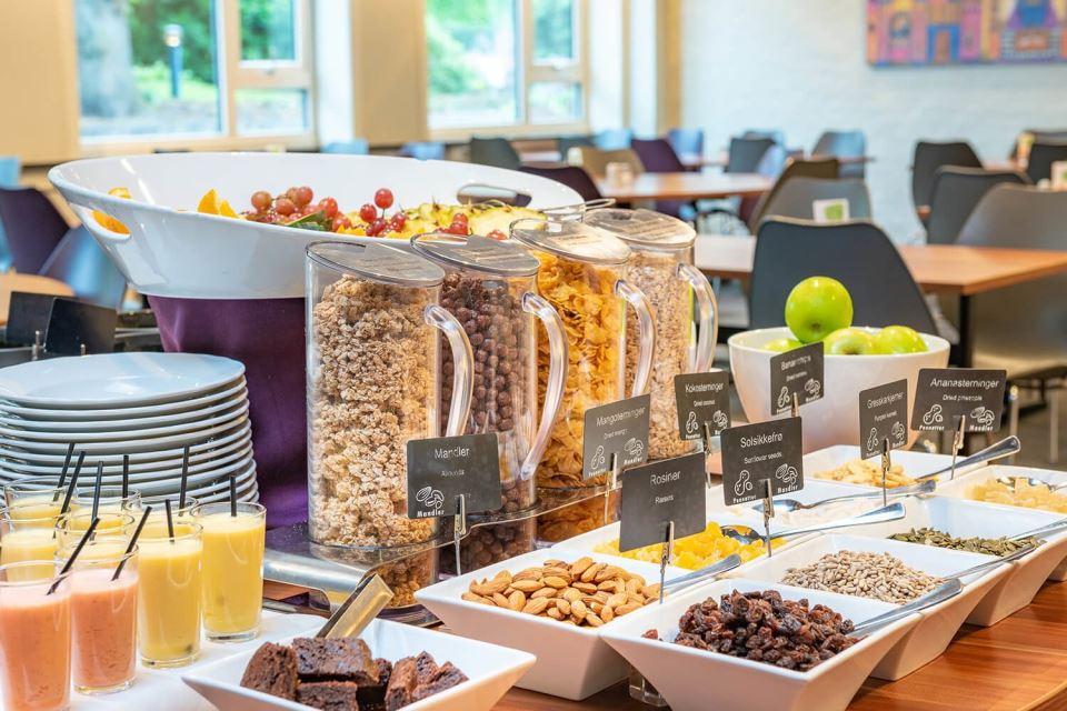 Hotel Sverre Frukost