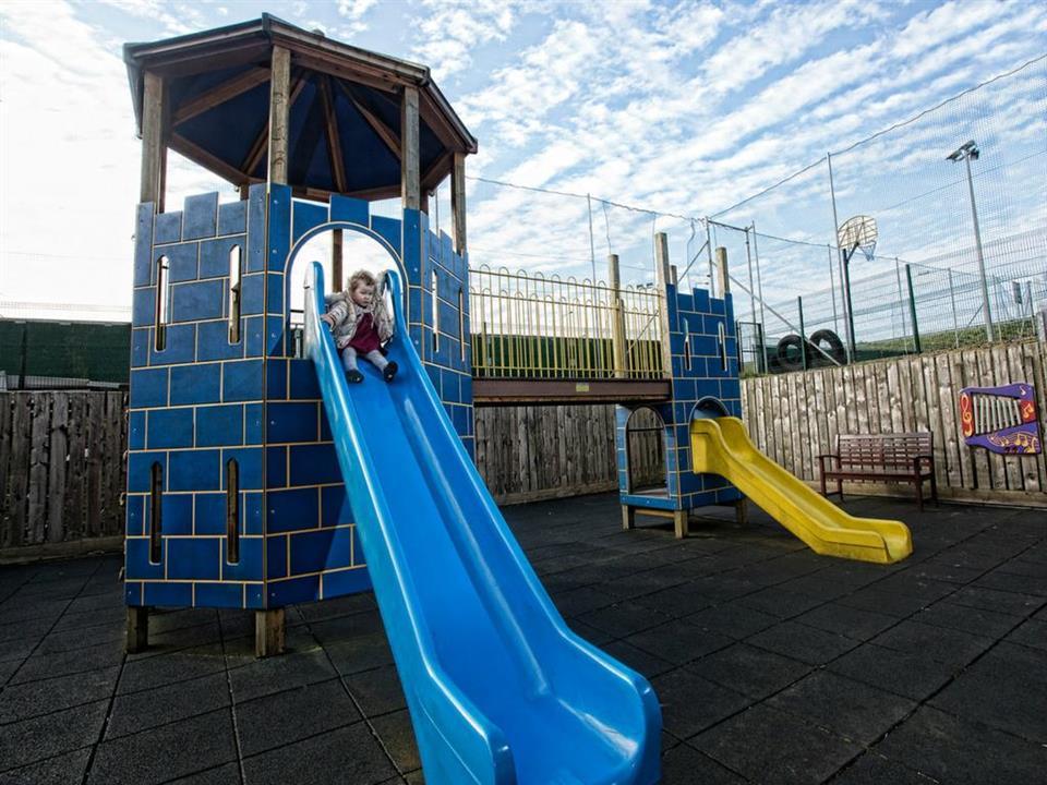 Carrickdale Hotel & Spa Play area