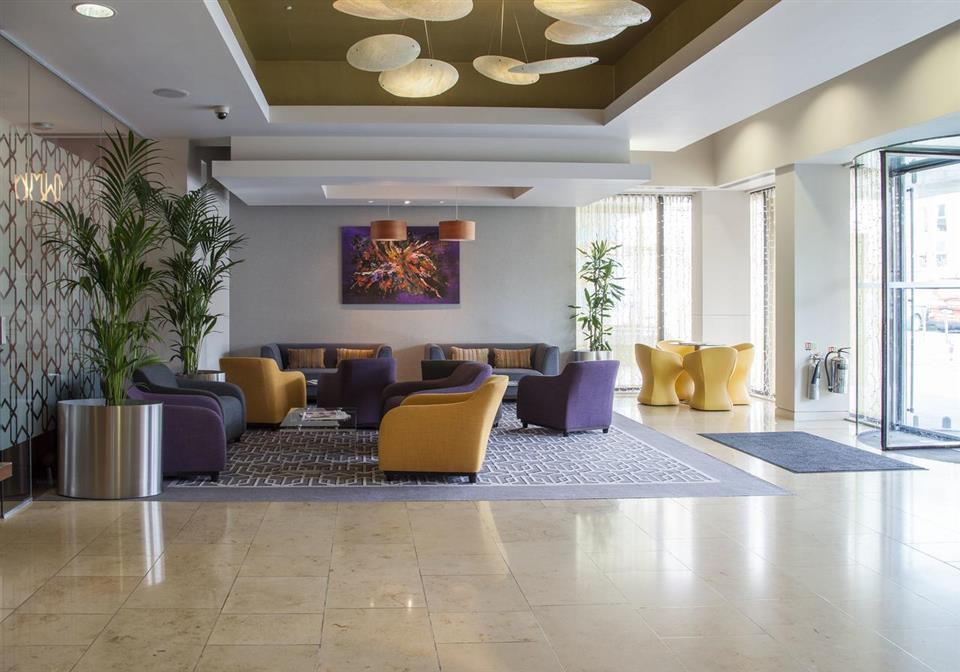 Maldron Hotel Smithfield Lobby
