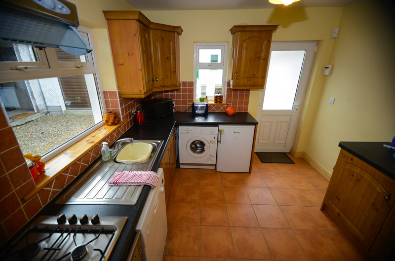 Berties Cottage Kitchen