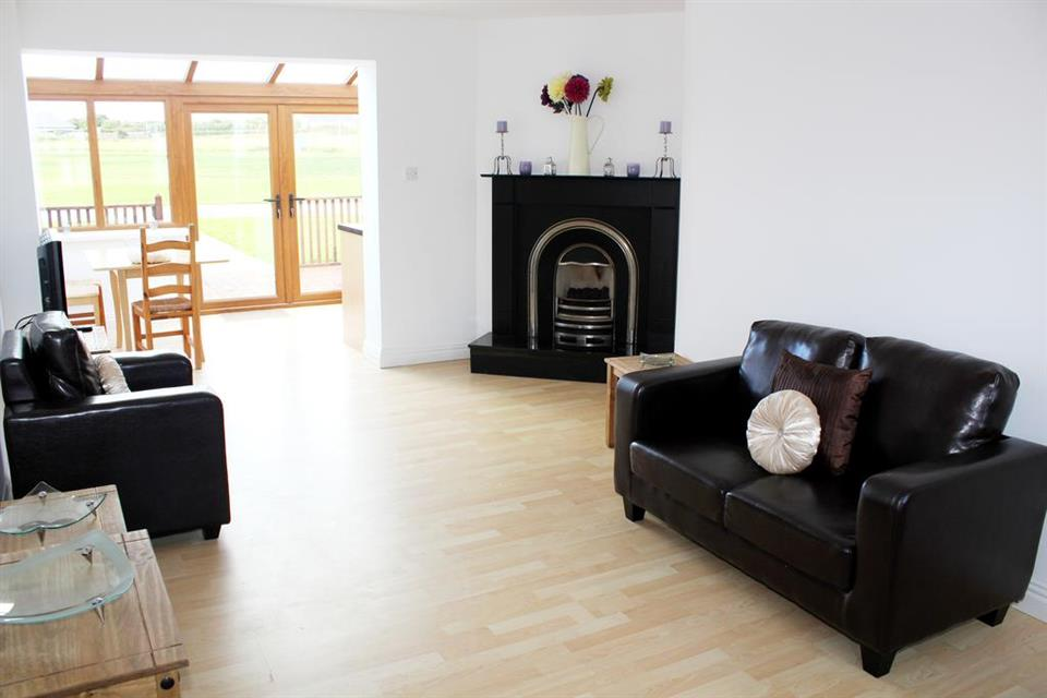 Hookless Holiday Homes sitting room