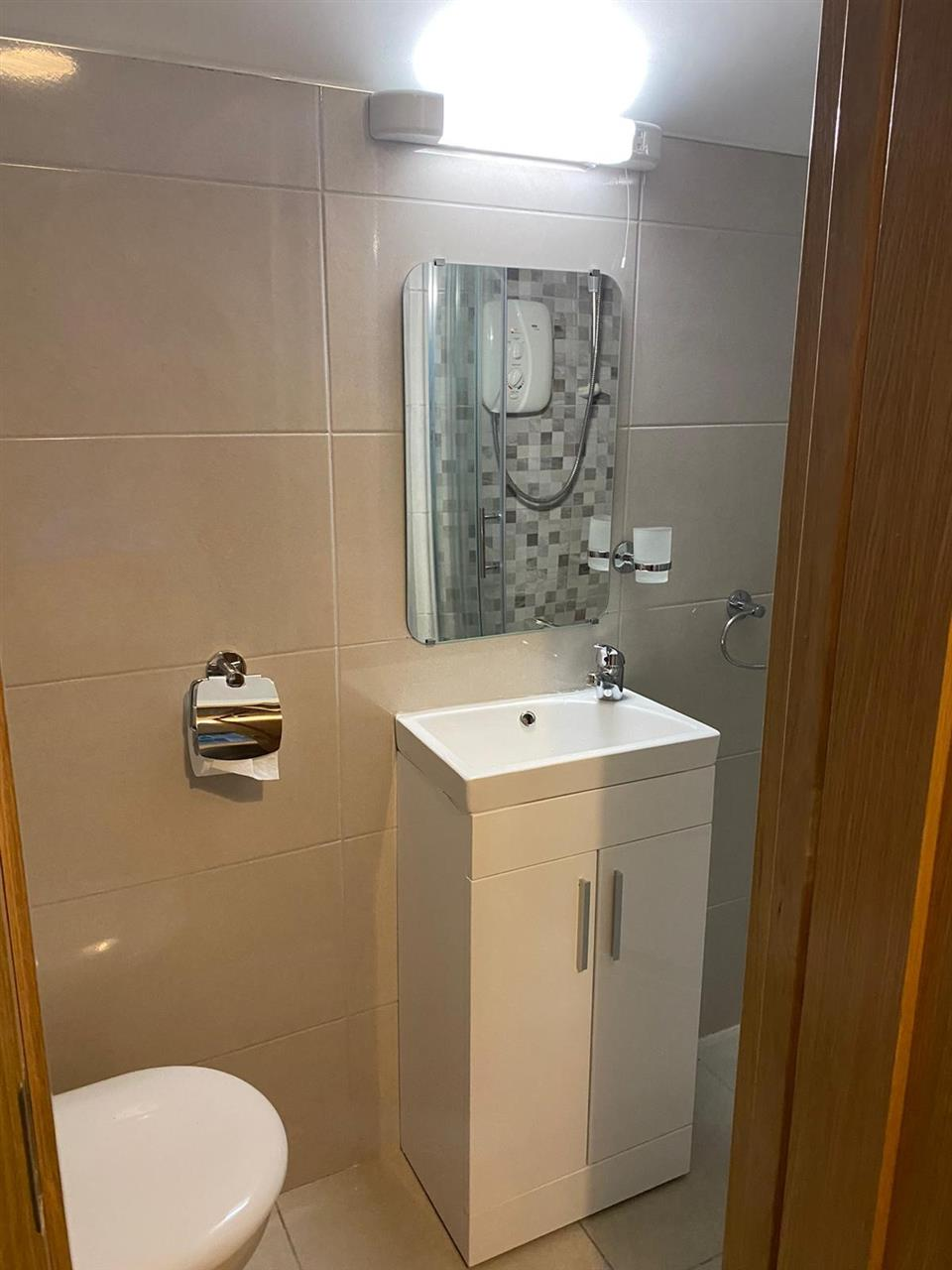 Esker Lodge Bathroom