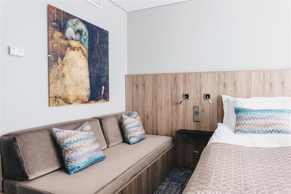 Best Western Plus John Bauer Hotel Dubbelrum