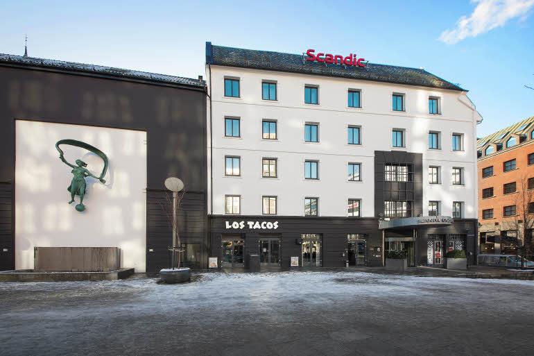 Scandic Oslo City Entré