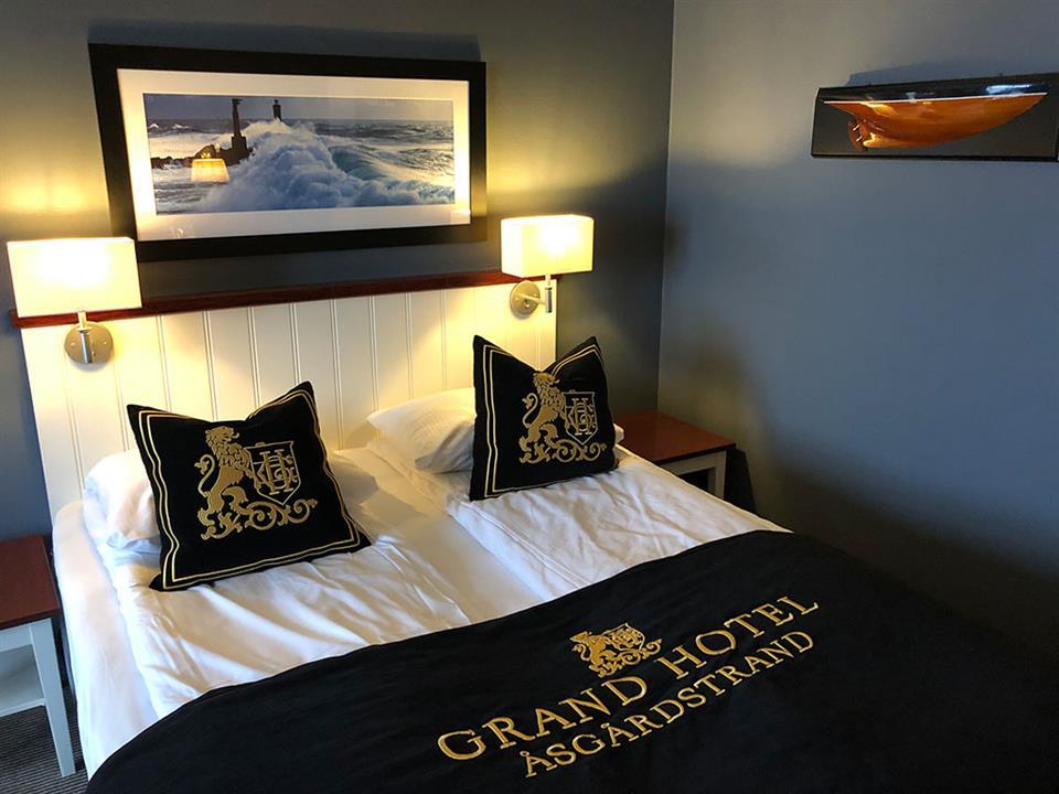 Grand Hotel Åsgårdstrand Dubbelrum