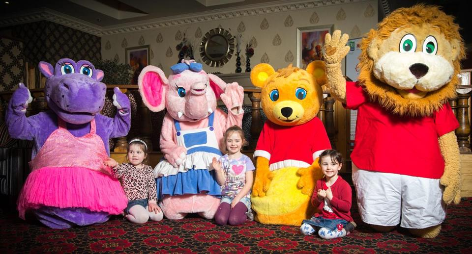 Holyrood Hotel Kids Club