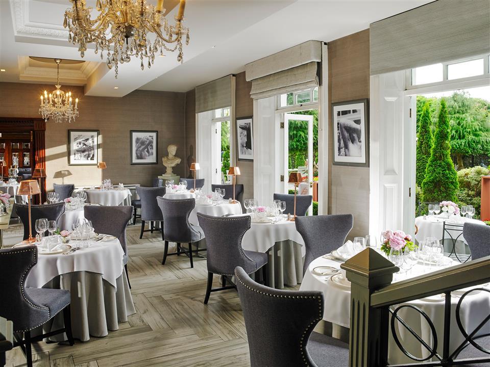 Orchids Restaurant at Hayfield Manor